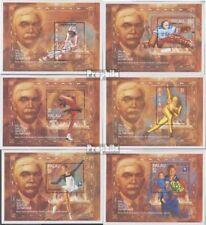 Palau-Eilanden 26 Blok-Blok 31 (volledige uitgave) postfris MNH 1994 Olympische