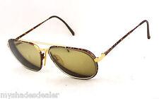 Preowned Carrera Mod 5469 Made Austria Sunglasses Tortoise Frames / RX Lenses