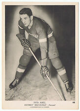 1939-40 O-Pee-Chee V301-1 Syd. Abel RC # 68 Detroit Red Wings (5 x 7 card) ExMt+