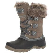 NEW Womens Khombu Slope All-Terrain Winter Boots Grey - Choose Size!