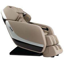 Titan Pro Jupiter XL Large Zero Gravity Massage Recliner Chair L-Track Beige