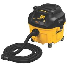 Dewalt Dwv010 8 Gallon Hepa Dust Extractor With Automatic Filter Cleaning