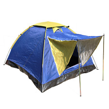 Tent Outdoor Camping Festivals Waterproof Dome Shape 3 Person CMP25