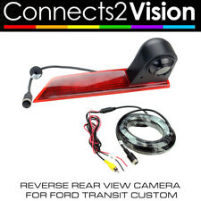 C2 CAM-FD10 Car Reverse Rear View Camera for Ford Transit Custom 2016 Onwards