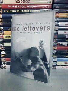 THE LEFTOVERS Svaniti nel nulla - PRIMA STAGIONE 1 - NUOVO DVD ITA in italiano
