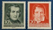 DDR 100. Todestag von Heinrich Heine Mi-Nr.516/17 postfrisch