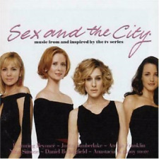 Sex and the City - Various (CD) (2004)