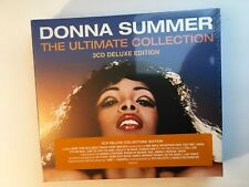 DONNA. SUMMER.          ULTIMATE COLLECTION.         THREE CD DELUXE  EDITION.