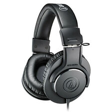 Audio-Technica ATH-M20X Over the Head Headphones - Black