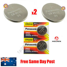 Panasonic Car Key Remote Battery Holden Commodore VS VE VY VZ VT VX WH WK FOB