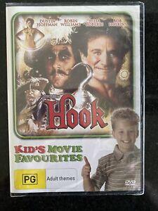 Hook DVD Region 4 New in Plastic Wrap FREE POSTAGE