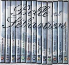 BELLE ET SEBASTIEN ..  INTEGRALE SAISON 3  MEHDI, CECILE AUBRY ... LOT de 13 DVD