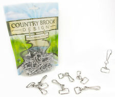 25 - Country Brook Design® 3/4 Inch Lanyard with Large Swivel Hook