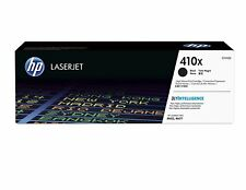HP 410X High Yield Black Original LaserJet Toner Cartridge (CF410X) Yield 6500