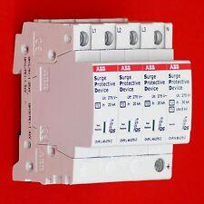 ABB  OVR T2 3N 40-275 P QS Überspannungsableiter Typ 2 TNS/TT