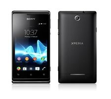 Sony xperia e dual sim c1605 Black Noir wifi android sans simlock NEUF