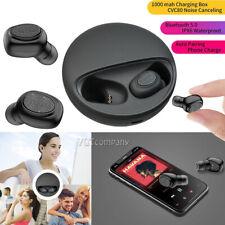 Wireless Bluetooth 5.0 Headset Earphones Mini Earbuds For Samsung S20 S10 S8 S9