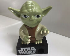 Galerie Disney Star Wars Sweet Candy Dispenser YODA Sound Effect Figure Toy