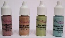 Tickled Pink Airbrush Aloe Cool Eye Shadow / Blush Sample Pack