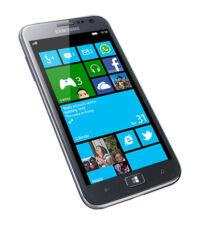 Samsung ATIV S GT-I8750 - 16GB - Gray (Unlocked) Smartphone