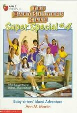 The Baby-Sitters Club Super Special #4 Island Adventure by Ann Martin