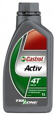 Castrol Activ 4T 15W50 mineral four-stroke motorcycle engine oil 1-litre