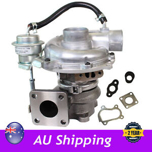 RHF5 Turbo Turbocharger for Holden Isuzu Rodeo 4JB1-T 2.8L 1990-2003 8971397243