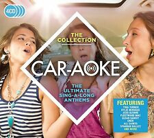 CAR-AOKE THE COLLECTION 4 CD SET VARIOUS ARTISTS (March 3rd 2017)