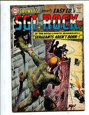 SHOWCASE #45 SERGEANTS AREN'T BORN! (5.0) 1963