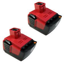 2x Akku für Hilti SFH 144-A CPC 14.4V / SFL / B144 4000mAh 4Ah Batterie Battery