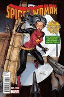 Spider-Woman #5 NM 1:50 Retailer Incentive  Variant Siya Oum NM Gemini Ship