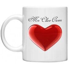 Clive Owen Mrs Celebrità cimeli cinematografici Novità Tea Caffè Tazza Mug divertente