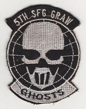 Ecusson/patch - US Navy Vietnam  5th SFG Graw Ghosts  Recon spécial forces group