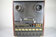 8 Kanälen ½Inch Teac 80-8 Studio Bandmaschine, Gerät für Begeisterte Bastler!!