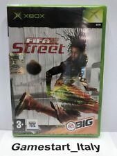 FIFA STREET (XBOX) VIDEOGIOCO NUOVO SIGILLATO - NEW SEALED PAL VERSION