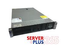 HP ProLiant DL380p G8 server, 2x 2.9 GHz Six Core, 64 GB RAM, 2x 300GB 15K