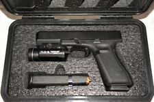 "Precut foam inserts for Seahorse 230 case fits your Glock 19 â""¢ + Streamlight Tlr"
