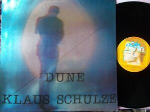 """KLAUS SCHULZE - """"Dune"""" (Brain) Germany 1979 - ORIGINAL!"""
