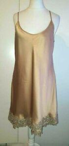 La Perla - amazing slip dress size UK 14 - 100% silk