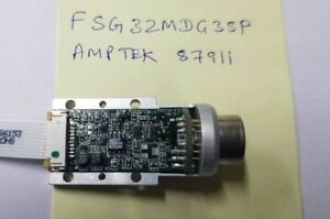 Amptek PA210-F5 Preamplifiers W/ AXR DETECTOR & Housing for Amptek Detectors