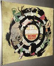 DJ Shadow Remix Project CD Ltd RARE PROMO Reconstruction Prod RP-007 2010 EDM