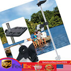 Universal Portable Transducer Bracket + Fishfinder Mount 360° Adjustable Bracket