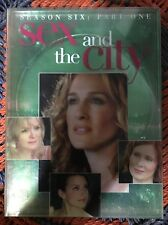 Sex And The City Season 6 : Part 1 DVD Clear Case