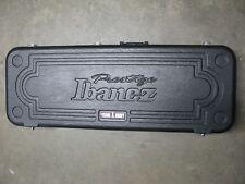 Ibanez Prestige Team J. Craft electric guitar hard case  / LEFT-HANDED