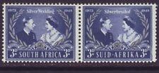 South Africa 1948 SC 106 MNH Set Silver Wedding