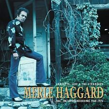 Hag: The Capitol Recordings 1968-1976 - Concepts, Live & the Strangers by Merle Haggard (CD, Jan-2008, 6 Discs, Bear Family Records (Germany))
