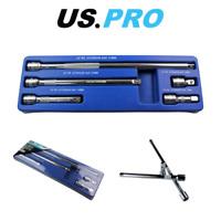 US PRO 5pc 1/2 dr Extension Bar Set 50, 75, 125, 250 & 375mm 4027