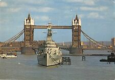 B102934 h m s belfast  ship bateaux london    uk