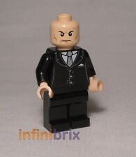 Lego Lex Luthor from Set 6862 Superman Vs Power Armour Super Hereos NEW sh012