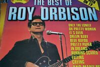 ROY ORBISON    THE BEST OF     LP   ARCADE RECORDS  20 TRACKS  LSP 13158   1975